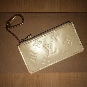 Louis Vuitton Vernis Coin Purse & Key Holder